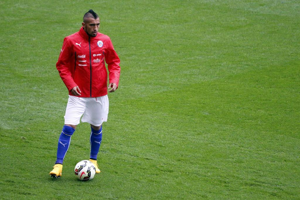 Vidal Inter Barcellona