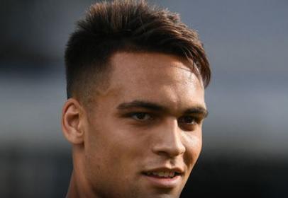 lautaro Martinez Barcellona Inter