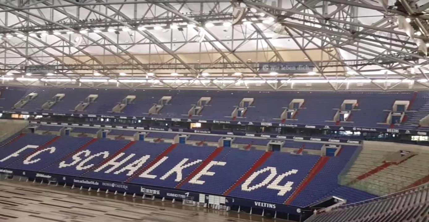 Schalke 04 - veltins arena
