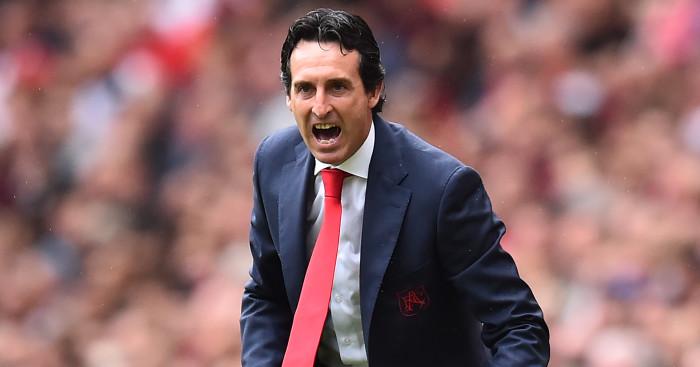 Arsenal Emery