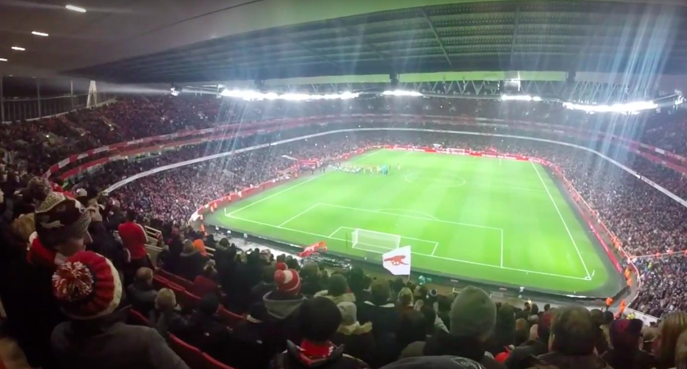 Arsenal - Emirates Stadium