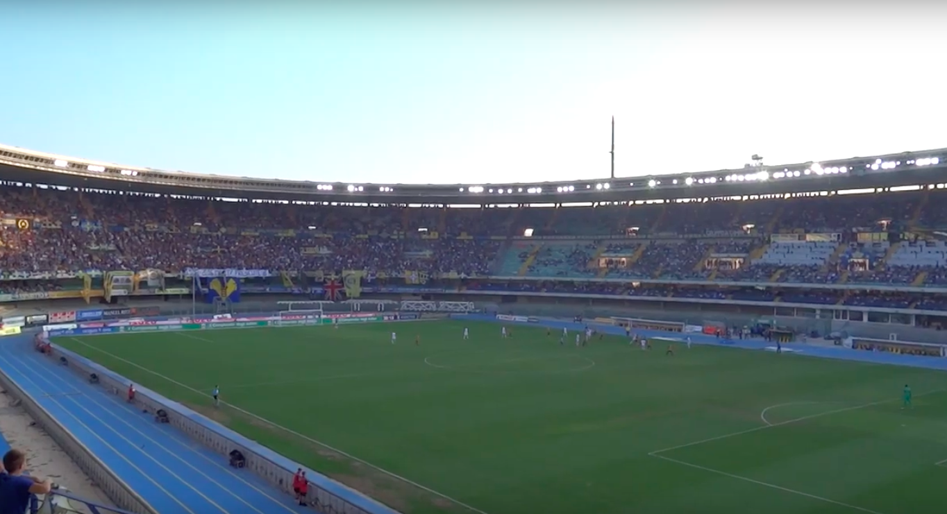 Stadio Bentegodi - hellas chievo verona