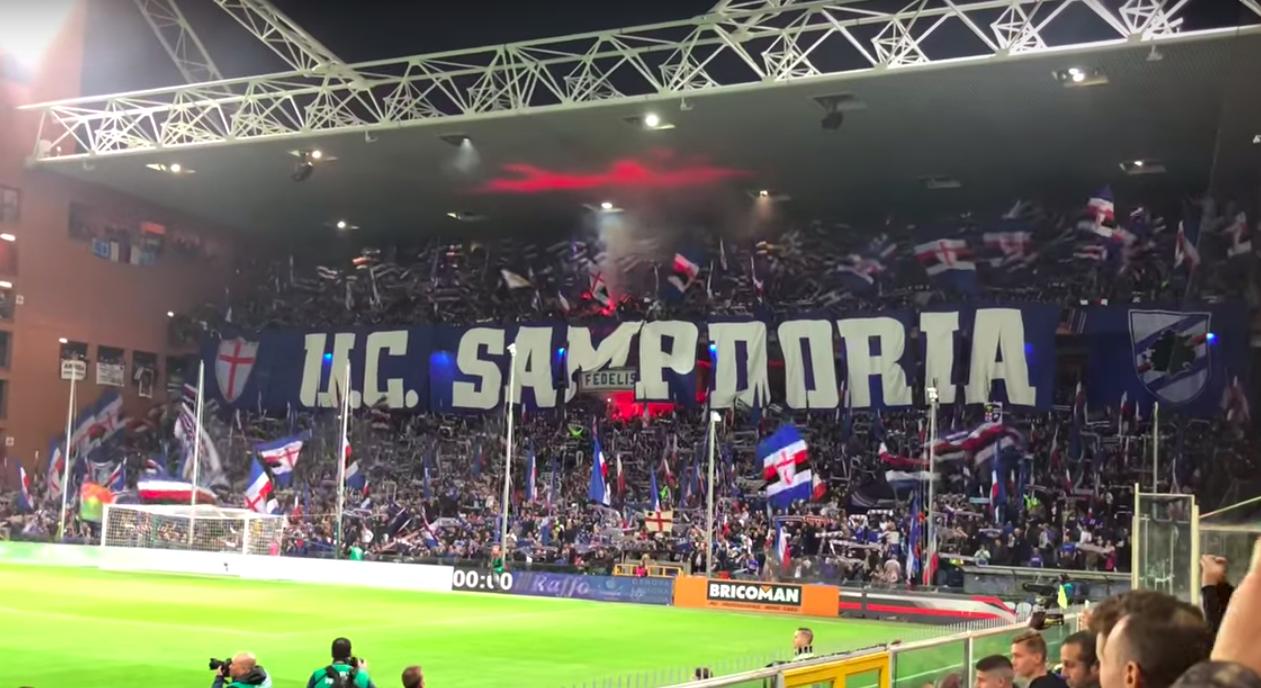 marassi - ferraris- Sampdoria