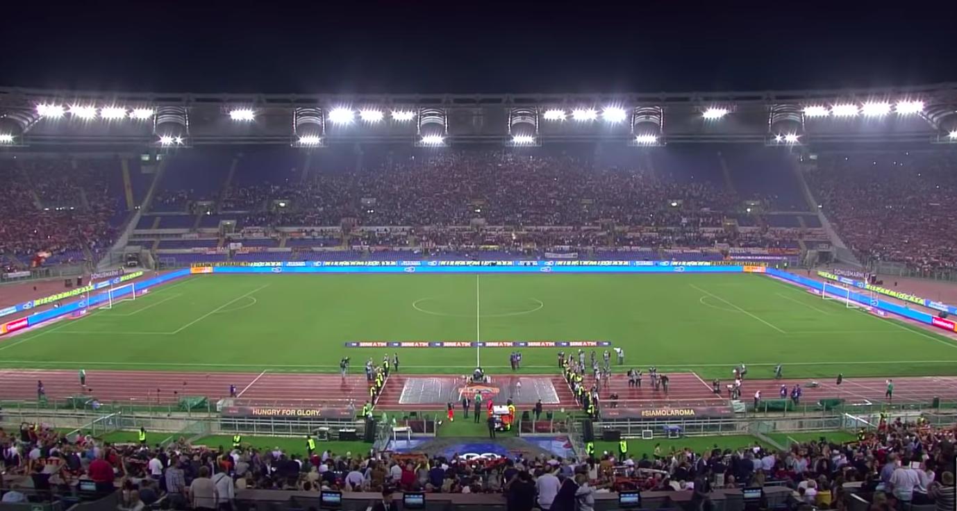 Roma - Lazio - Olimpico