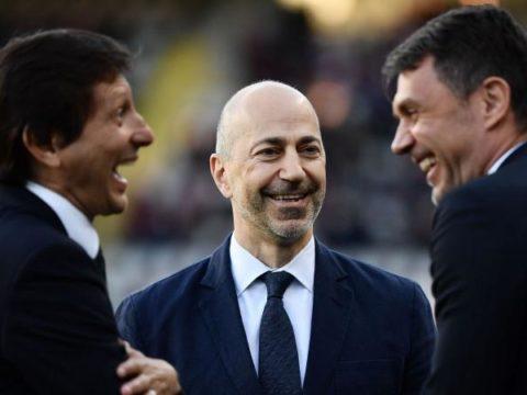 Calciomercato Milan Gazidis