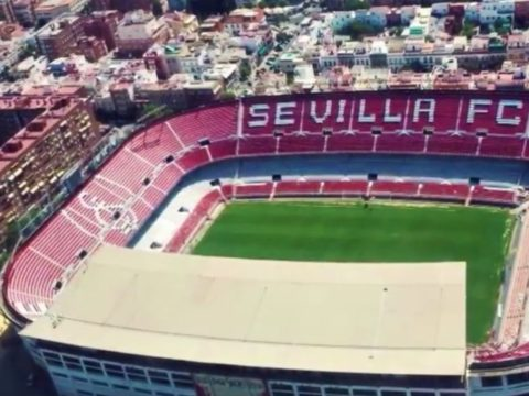 Siviglia - Ramon Sanchez-Pizjuan