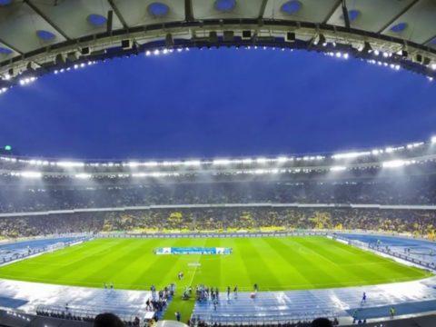 Ucraina - Dinamo Kiev - NSC Olimpiyskiy Stadium