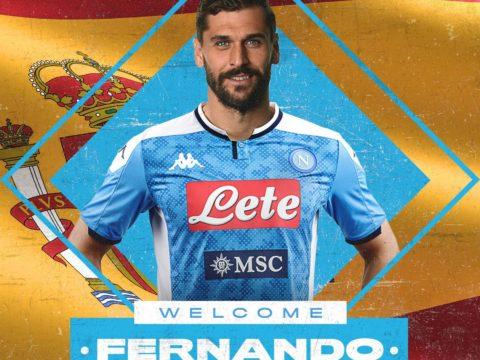 Fernando Llorente Napoli