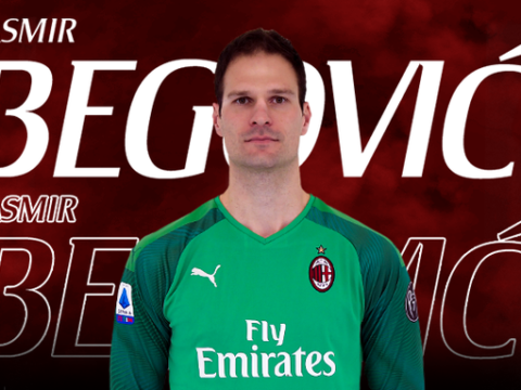 Begovic Calciomercato Milan
