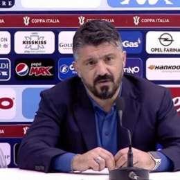 """Napoli News, Gattuso: """"ho rivisto la cattiveria che mancava da tempo"""""""