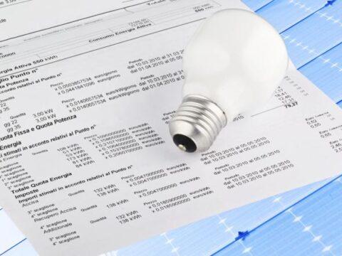 Consumi Bollette Tariffe Luce e Gas Bollette luce e gas