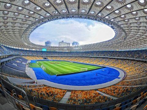 Olimpiysky National Sports Complex - Shakhtar Donetsk